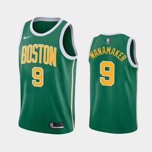 Boston Celtics Bradley Wanamaker Jersey